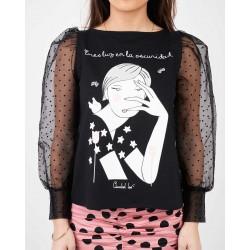 Luz-Camiseta-Anabel-Lee