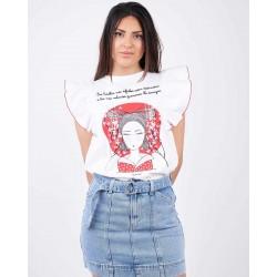 Camiseta-Geisha-Anabel-Lee