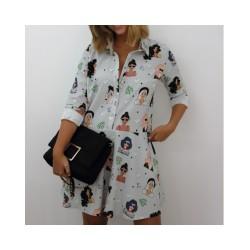 vestido women keep & trendy