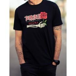 camiseta unisex terrible