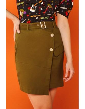 Military Skirt Minueto - Sopotey
